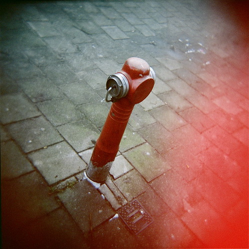 Amsterdam Fire Hydrant