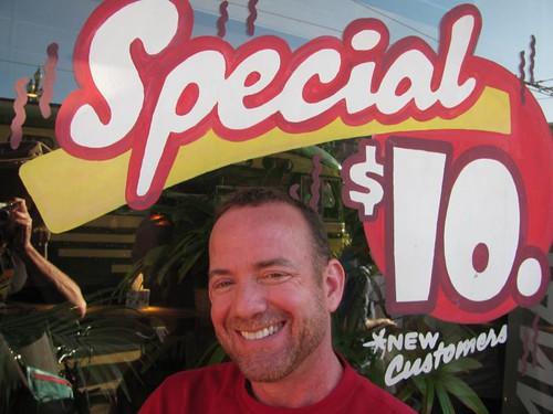 ricardo pacheco $10 special