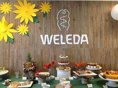 Event Weleda / INSEP