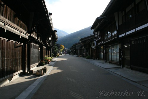 ancient city in kiso (Japan2009)