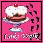 Cake Walk Clipart : Cake Walk Blog Button & Tutorial Links Ph.D.-serts & Cakes