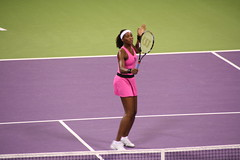 Backhand volley #2