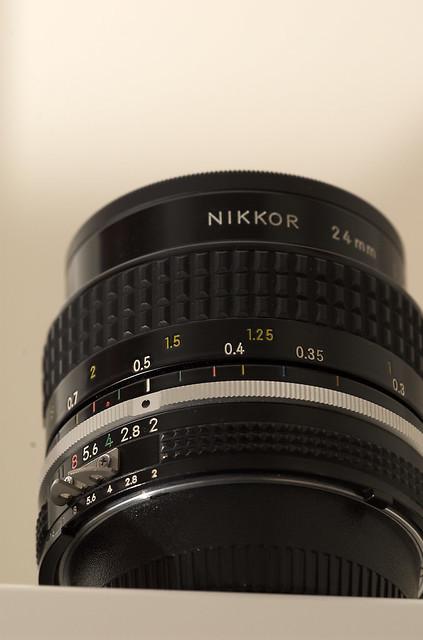 Towering lens