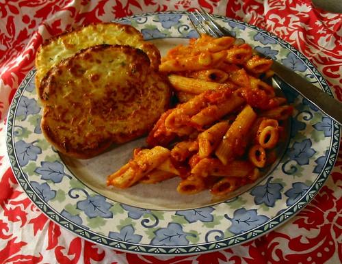 La-La-Leftovers (Pasta)