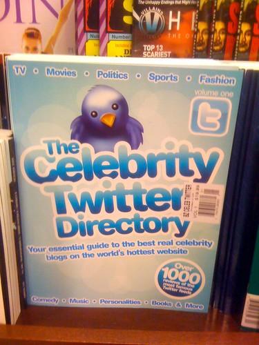 celebrity twitters