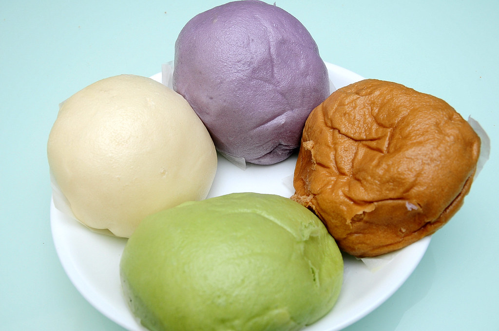 蘇澳義珍香-爆漿饅頭