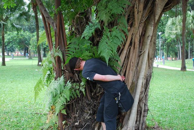 Phil GeoCaching near Petronas Twin Towers