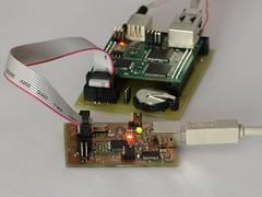 AVR JTAGICE USB clone