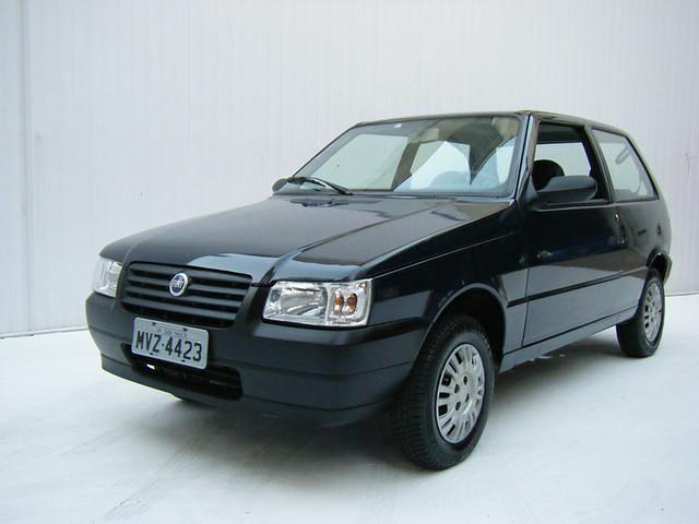 Fiat Mille 2005