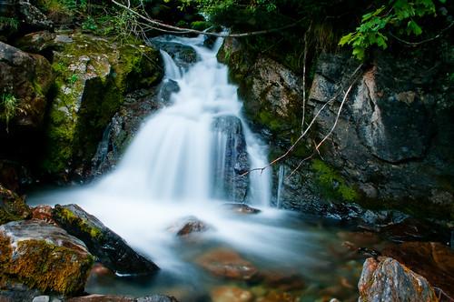 geotagged schweiz switzerland waterfall stream wasser wasserfall rapids bach brook rivulet braunwald gewässer stromschnelle flüsschen stretchofwater brummbach kantonglarusgl geo:lat=46937792 geo:lon=8981967
