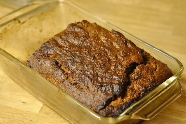 banana-maple bread