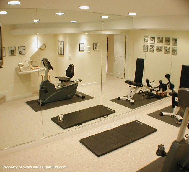 Home Gym Design Ideas Basement: Flickriver: Photoset 'Finished Basement, Home Theater, Wet