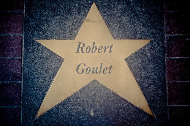 Header of Robert Goulet