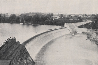 Storage Dam, also known as Griggs Dam, 1918