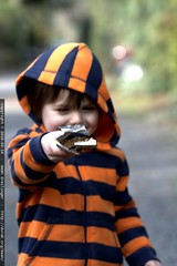 """proud to be having his own clif bar """"the whole thing…"""