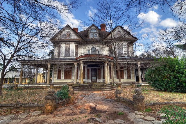 Dawson georgia flickr photo sharing for Victorian houses for sale in georgia