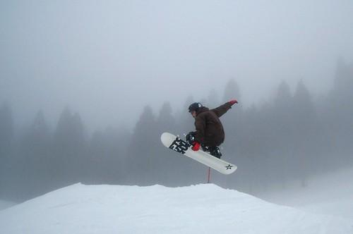 スキージャム勝山 2010 x