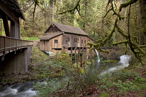 travel outdoors washington site pacific northwest scenic historic clarkcounty cedarcreekgristmill arealcoolplace