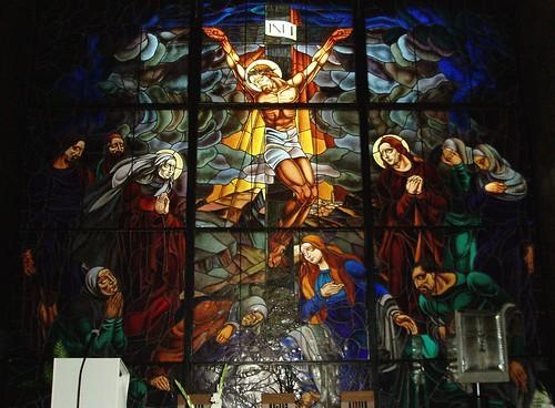 Zagreb, Crkva Ranjenog Isusa by Hirike