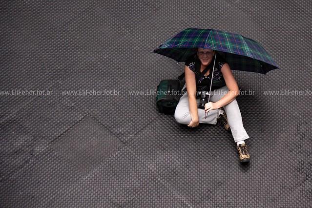 Choveu :S - Causando na Sé II - a missão!
