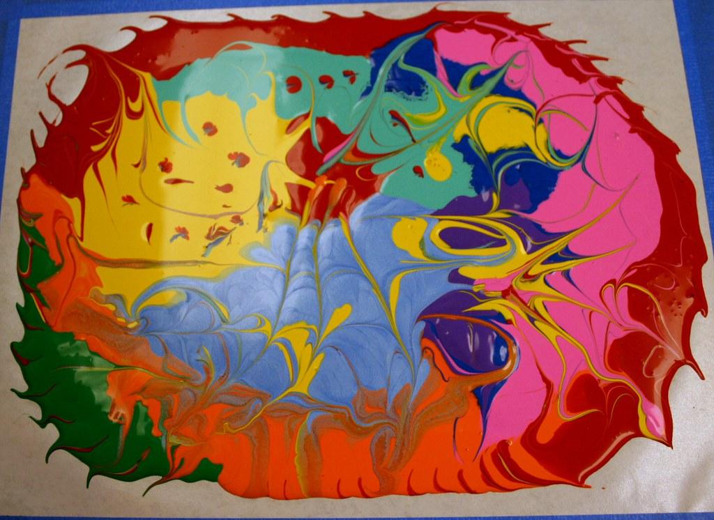 Acrylic Paint Skin - RuthArt