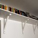 Book shelf by Johanna.B