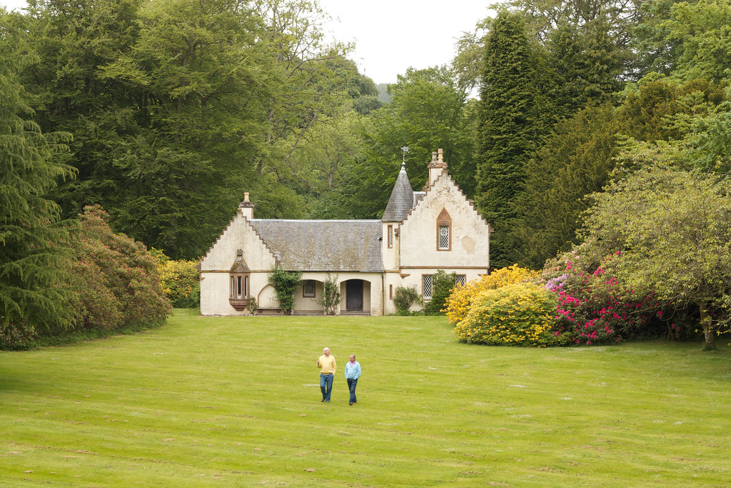 Bed And Breakfast In Forfar Area