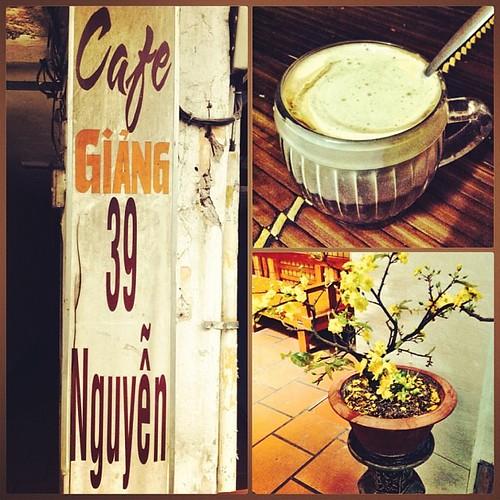 vietnamese egg coffee