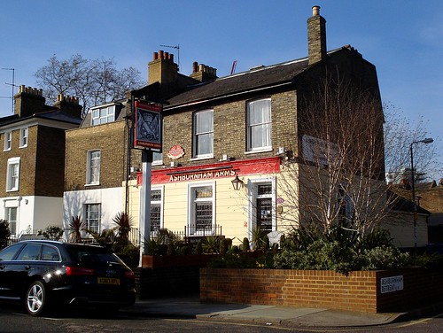 Ashburnham Arms, Greenwich, London SE10