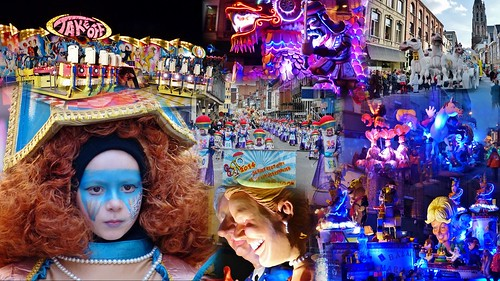 Collage Aalst Carnaval 2014  (02)