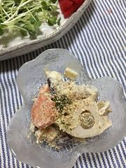 蜂蜜胡麻 根菜サラダ