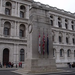 The Cenotaph - Parliament Street, Whitehall