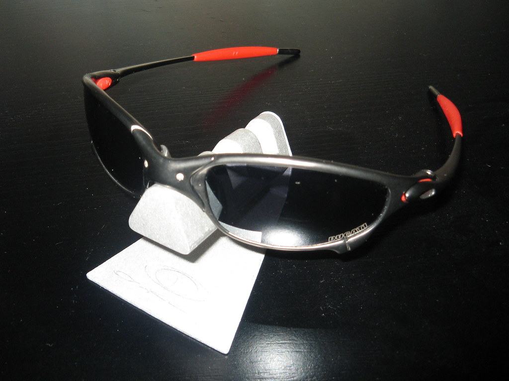 56aeca2d5 Oculos Oakley X Squared Juliet Double X « One More Soul