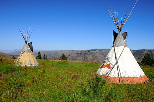 Nez Perce Homeland