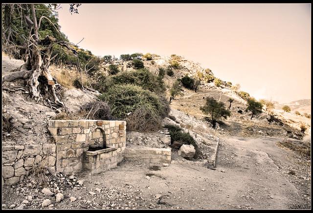Arni-es locality, Agios Demetrianos village