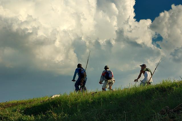 Tres Pescadores