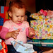 Julianna Turns One (4 of 18) -  Danged tape…