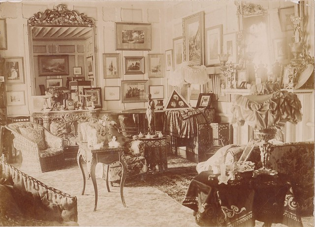 late victorian interior flickr photo sharing