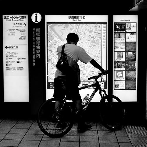 bike & map