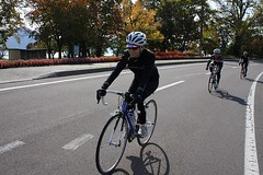 Bike Tours Japan; Claudia