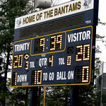 Trinity College Ties the Game 20 - 20