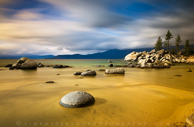 Passage of Time - Sand Harbor, Lake Tahoe, Nevada