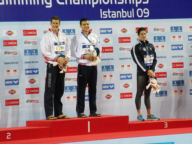 Vyatchanin and Donets double world record at Istanbul 2009