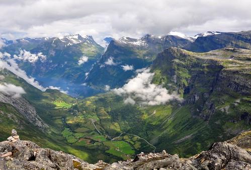 norway fjord geiranger lpemptiness lpmountains