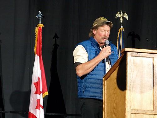 4330464543 2113160b81 Yukon Quest 2010 Opening Banquet & Bib Draw