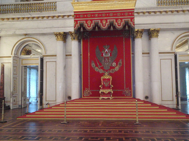 The Imperial Russian Throne 93