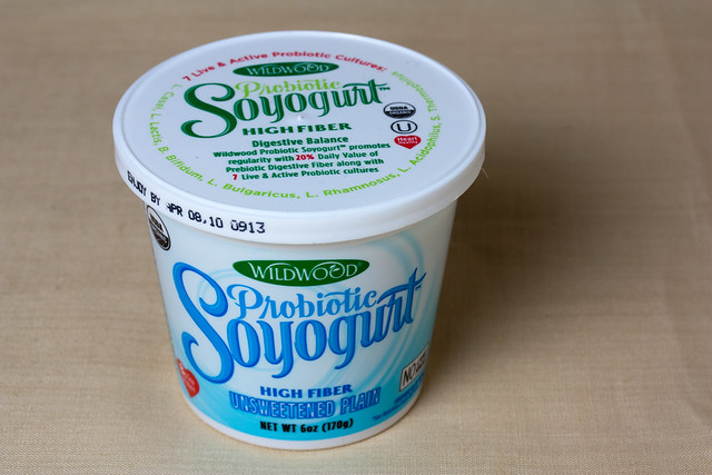 WildWood Probiotic Soyogurt