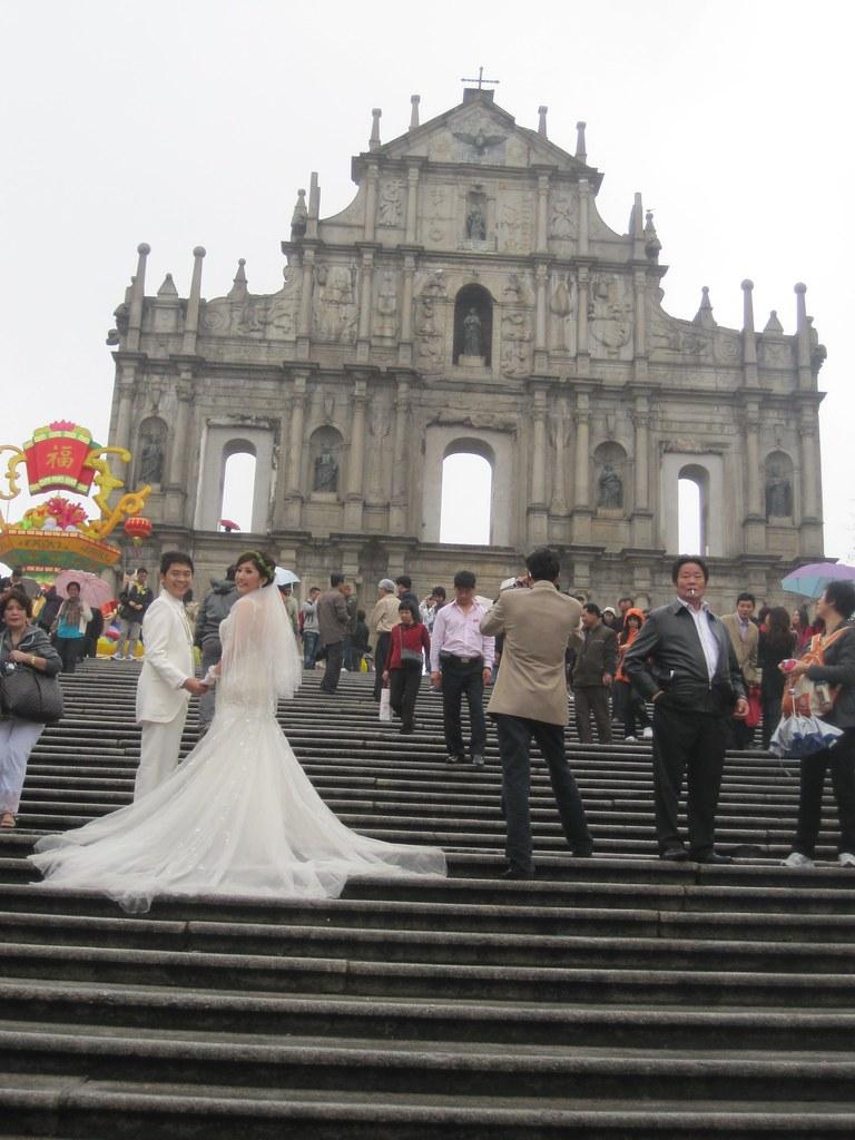 Macau Wedding