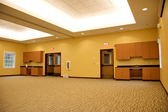 floor, hall, room, property, ceiling, interior design, office,