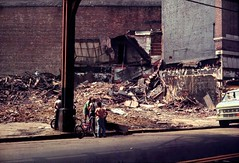 The 1975 Demolition of The Vaudeville Era, Boro Park Theater (c)